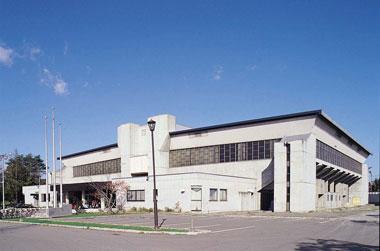 帯広市総合体育館
