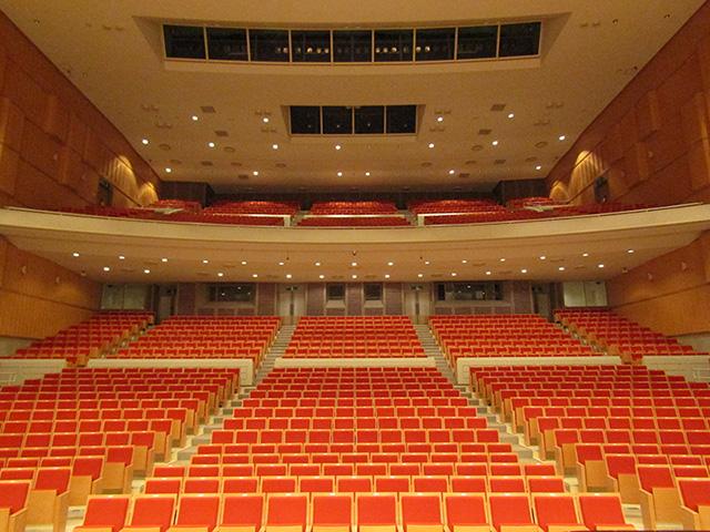 帯広市民文化ホール 大ホール